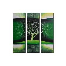 Radiance Nolana Canvas Art (Set of 3)