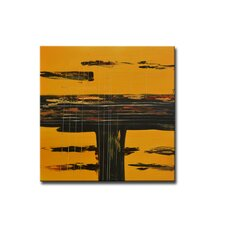 <strong>Segma Inc.</strong> Radiance Amarillo Canvas Art