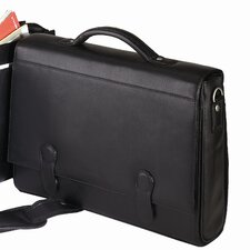<strong>Goodhope Bags</strong> Bellino Leather Briefcase
