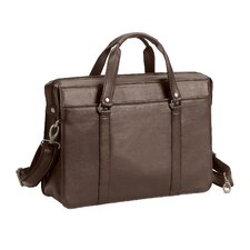 <strong>Goodhope Bags</strong> Bellino The Insider Leather Laptop Briefcase