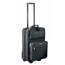 "<strong>Goodhope Bags</strong> The Onyx 19.5"" Pull 'n Go Suitcase"