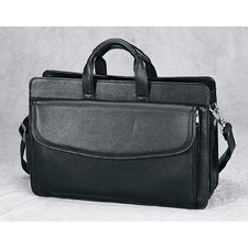 <strong>Goodhope Bags</strong> Bellino Soft Leather Briefcase