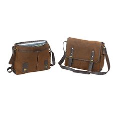 Outback Messenger Bag in Brown