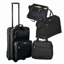<strong>Goodhope Bags</strong> The Onyx 3 Piece Luggage Set