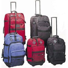 Outdoor Gear Upright 4 Piece Luggage Set