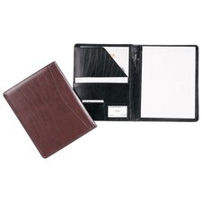 Shoulder grain leather Pad Holder