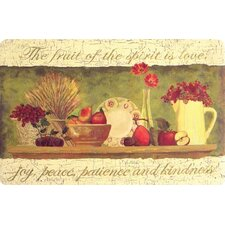 <strong>BuyMATS Inc.</strong> Cushion Comfort Fruitful Journey Mat