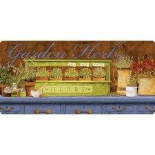 Cushion Comfort Garden Herbs Mat