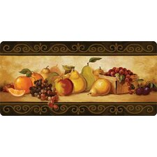 Cushion Comfort Gourmet Fruit Mat