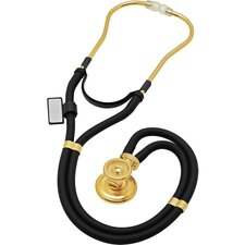 <strong>MDF Instruments</strong> MDF® 22k Gold Edition Sprague Rappaport Stethoscope
