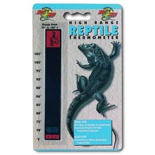 High Range Thermometer for Terrariums