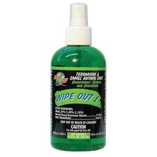 Wipe Out Cleaner for Terrarium and Small Animal Cage
