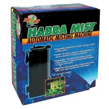 <strong>Zoo Med</strong> Habba Mist Automatic Misting Machine