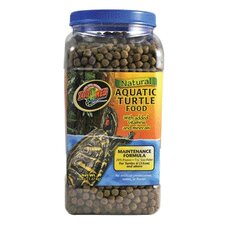 Natural Aquatic Turtle Food Maintenance Formula