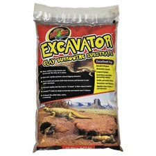 Excavator Clay Burrow Substrate for Terrariums