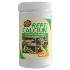 Reptile Calcium with D3