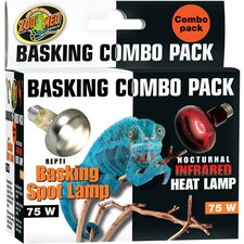 Heat and Basking Combo Pack