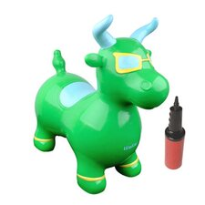 Benny The Jumping Bull Ride-On