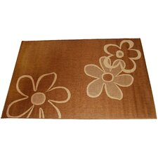 Daisy Beige Indoor/Outdoor Rug