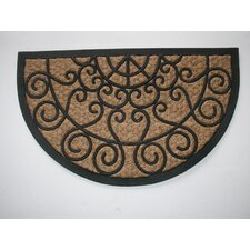<strong>Geo Crafts, Inc</strong> Tuffcor Panama Scroll Mat