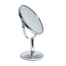 Vanity Mirror with Thick Stem