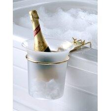 Frosted Acrylic Bath Ice Bucket