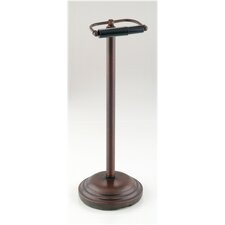 Freestanding Pedestal Toilet Paper Holder