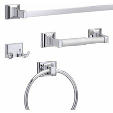 <strong>Taymor Industries Inc.</strong> Sunglow 4 Piece Bathroom Hardware Set