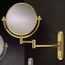 <strong>Taymor Industries Inc.</strong> Wall-Mount Swinging Arm 4X Magnifying Mirror