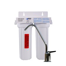 UC-2 Under Counter 2-Stage Water Filtration System
