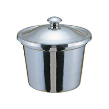 Stainless Steel Soup Station Bucket with Top