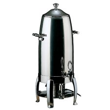 "<strong>SMART Buffet Ware</strong> ""Save on Additional Items""-Odin 5 Gallon Coffee Urn with Chrome Plated Legs"
