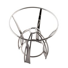 "<strong>SMART Buffet Ware</strong> 6.7"" Stainless Steel Reversible Barley Stand"