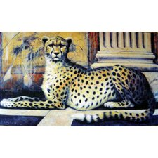 <strong>Custom Printed Rugs</strong> Cheetah Doormat
