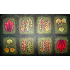 Fallen Leaves Doormat