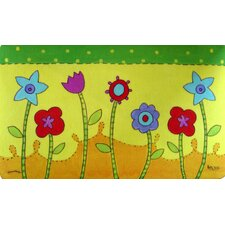 Flower Patch Doormat