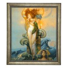 Wandbild Venus - 60 x 52,5 cm