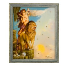 Wandbild Lions Return - 42,5 x 35,5 cm