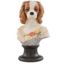 Büste Lady Charles Spaniel