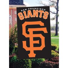 MLB Appliqué Banner