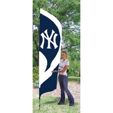 MLB Tall Team Flag