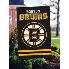 NHL Appliqué House Flag