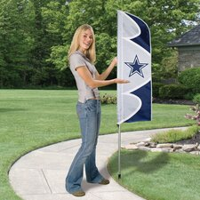 NFL Swooper Flag Kit