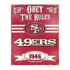 NFL Vintage Advertisement