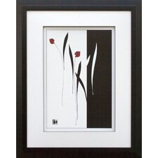 <strong>Phoenix Galleries</strong> Tranquil Garden I Framed Print