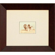 Puppy - Let's Play (Mini) Framed Print