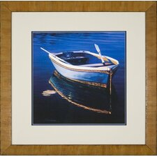 <strong>Phoenix Galleries</strong> Harbor Glow Framed Print