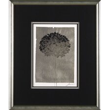 <strong>Phoenix Galleries</strong> Silver Stem 3 Framed Print