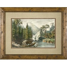 <strong>Phoenix Galleries</strong> Mt. Pass Framed Print
