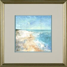 <strong>Phoenix Galleries</strong> Coastal Vista 1 Mini Framed Print